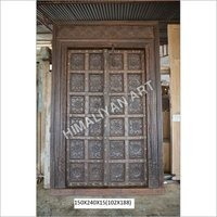 WOODEN ANTIQUE DOOR