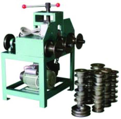 HYDRAULIC PIPE/SQUARE TUBE BENDING MACHINE