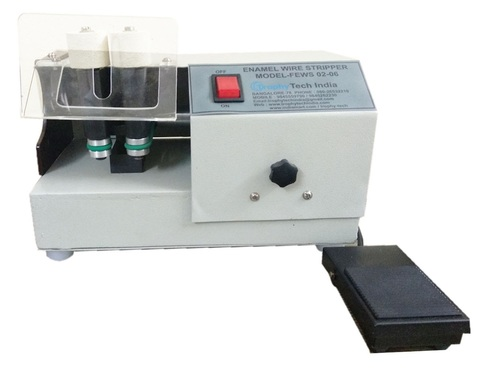 Cylindrical Type Enamel Wire Stripper (FEWS-CY-02-06)