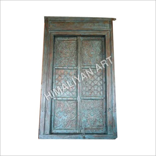 WOODEN ANTIQUE COLOR DOOR