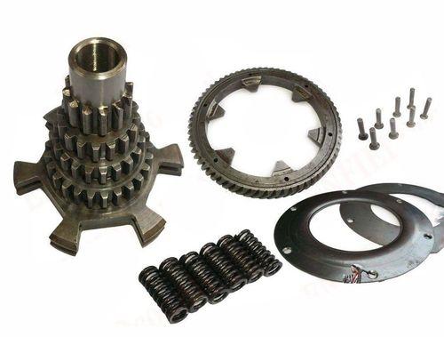 Vespa Gear Cluster 12-16-20-25 Counter Shaft 67 Cogs