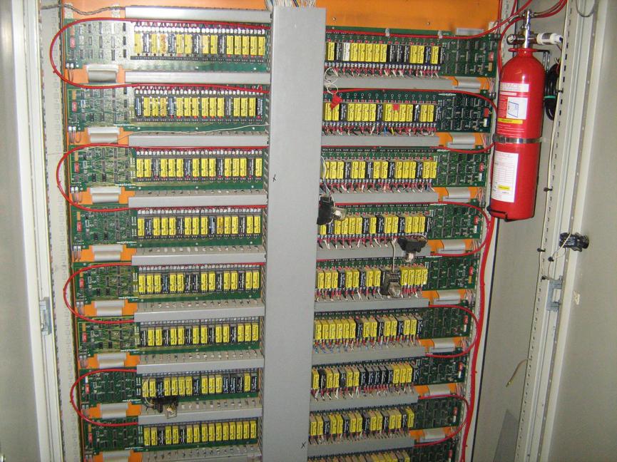 FET-AFSS Gas Flooding System