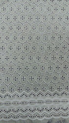 Border Embroidery Fabric