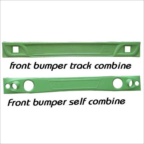 Front Bumper Track Combine