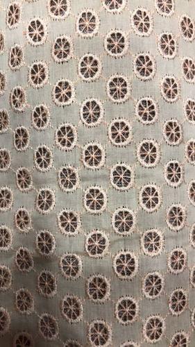 Designer Fancy Border Work Fabrics