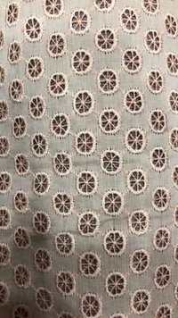 Designer Fancy Border Work Fabrics