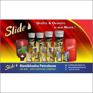 Lubricants Slide Range