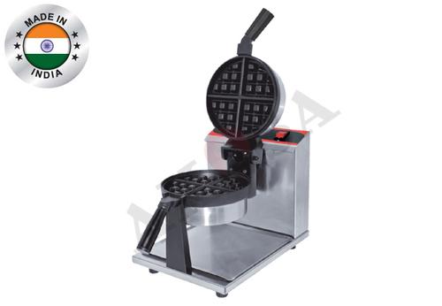 Rotary Waffle Baker 1.3 Inch Deep