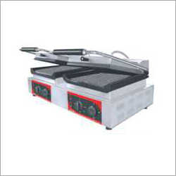 Electric Double Sandwich Griller