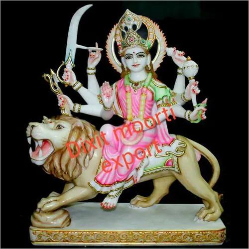 Marble Durga Maa Idols