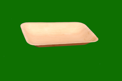 Areca Rectangle Plate
