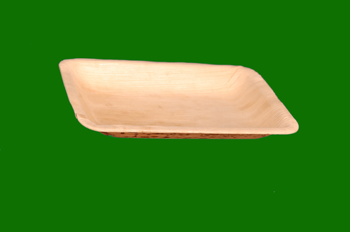 Areca Rectangle Plate 10 x 7