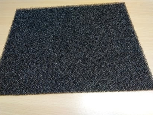 Filter Foam Certifications: Iso 9001:2015 Tuv Sud
