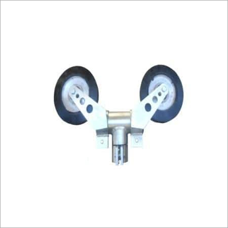 Wire Saw T Clamp with Pulley