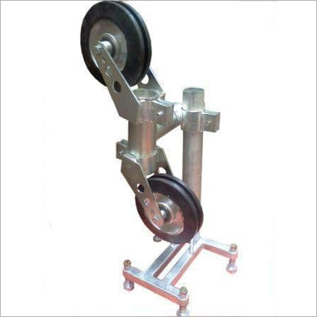 Wire Saw Guide Pulley