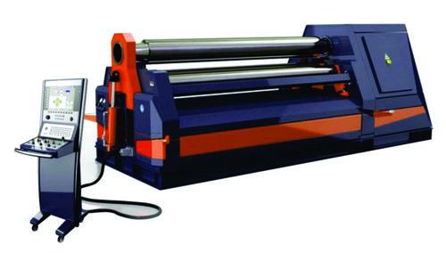 CNC PLATE ROLLING MACHINE HYDRAULIC