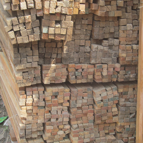 Pine Timber Woods Plank
