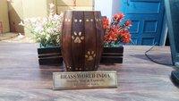 Wooden Pet Urn