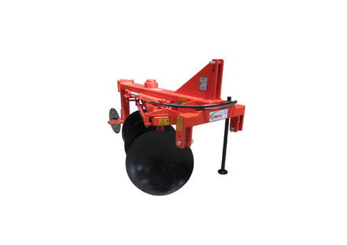 3 Disc Hydraulic Plough
