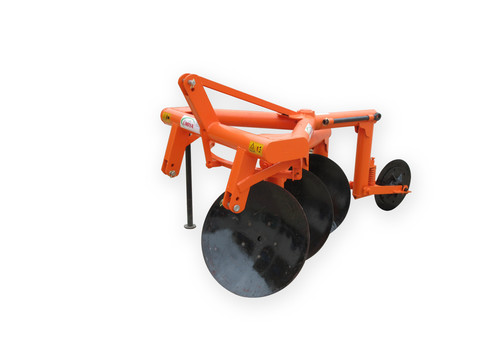 3 Disc Automatic Plough