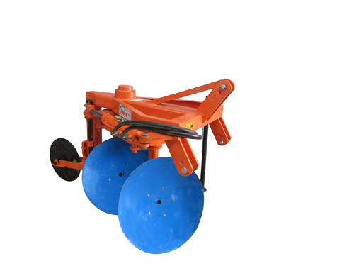 2 Disc Hydraulic Plough
