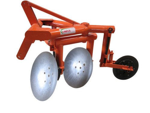 2 Disc Automatic Plough