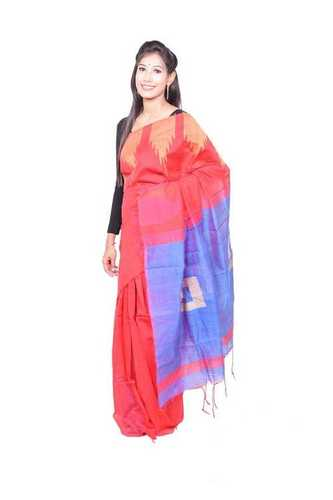 Antique Cotton Silk Saree