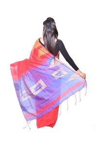 Antique Cotton Silk Saree
