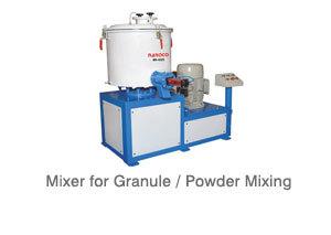 Mixer for Granule Powder Mixing