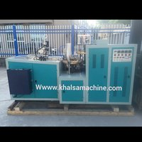 Fully Automatic Paper Cup Making Machine