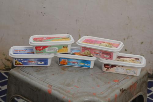 Premium Ice Cream Cup