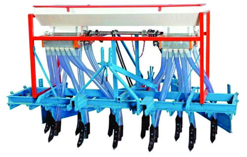 Automatioc Seed Cum Fertilizer Drill