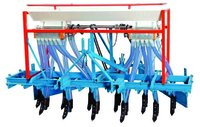 Automatioc Seed Cum Fertilizer Drill