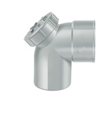 SWR Door Bend Pipe Fittings 2
