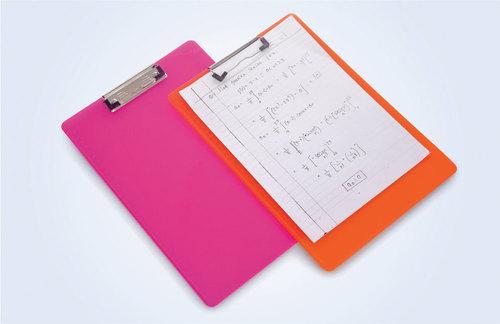 Plastic Exam Board /  Exam Pad