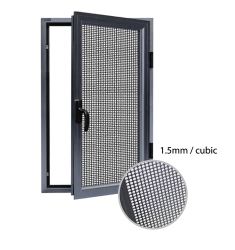 Security Screen Mesh Net for Door and Window