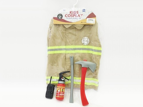 firefighter pretend clothes