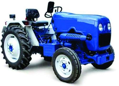 Training Model Tractor