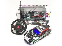 Martin 4CH r/c racing car w/ 3D light 1:18
