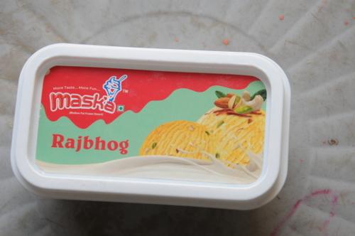 Rajbhog Ice Cream