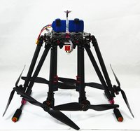 Quadcopters Agricultural Spraying Drone