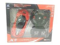 1:16 Ferrari 4-CH r/c car w/ G-sensor remote controller