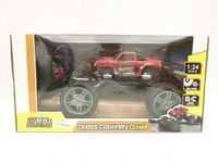 27MHz r/c climber car 1:24, battery not incl.