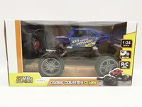 27MHz r/c climber car 1:24, battery incl.