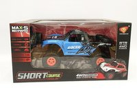 1:14 4WD 2.4GHz r/c climber car, battery incl.