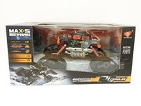 1:16 4WD 2.4GHz r/c climber car, battery incl.
