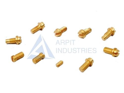 Brass Fasteners and Nuts