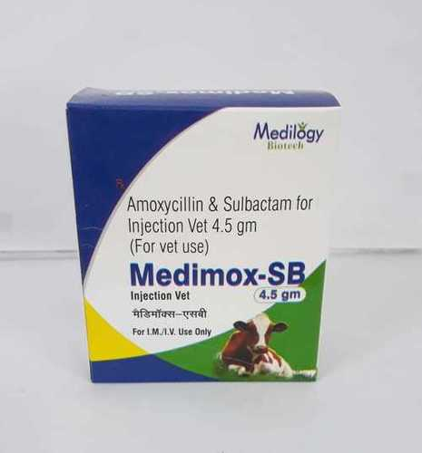 Amoxycillin & Sulbactum for Injection