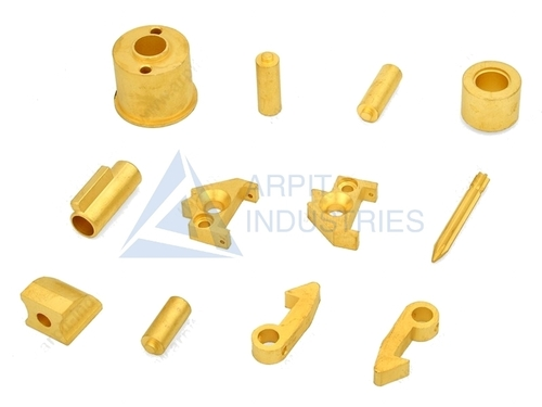 Brass Door Locks Parts