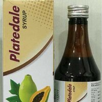 Platedale  syrup